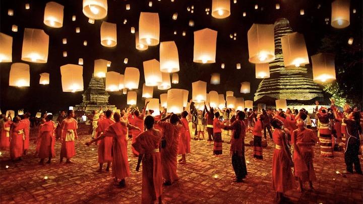 Beautiful Lantern Festival