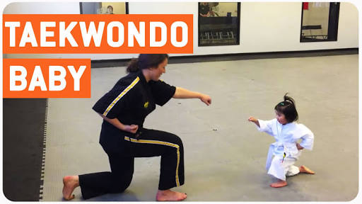 VIDEO: 3 Year Old White Belt Recites the Karate Student Creed