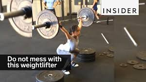 WATCH: Do Not Mess With This 11-year-old Weightlifter