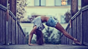 Bend Backwards