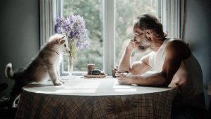 Morning Coffee Conversation