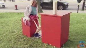 PRANK: Girl Loses Legs After Spilling Acid