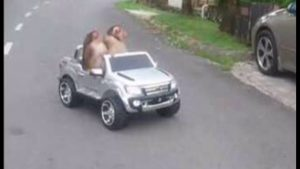 Proof That Monkeys Are Bad Drivers