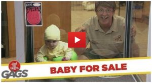 [FUNNY] Baby For Sale