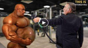 Bodybuilders With HUGE Bellies