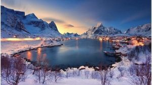 Breathtaking Village of Reine