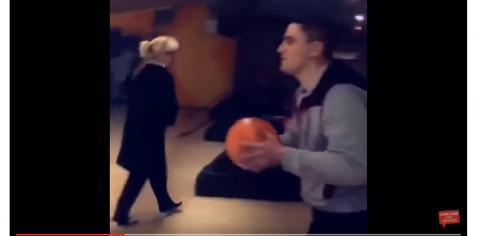 Epic bowling fail