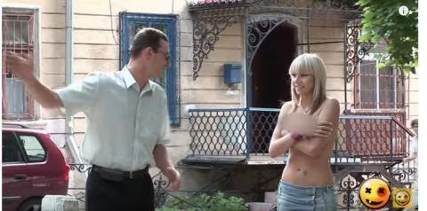 The Hilarious Where can i buy a bra prank?
